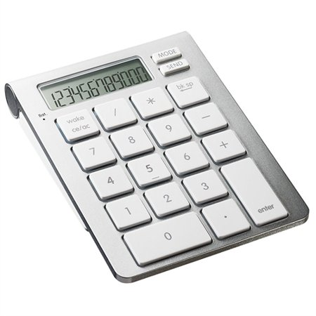 SMK-LINK iCalc Bluetooth Calculator Keypad VP6274 by