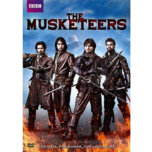 The Musketeers: Season One (Widescreen) WARDE484210D