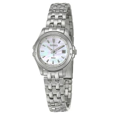 Seiko-Womens-Le-Grand-Sport-Stainless-Steel-Quartz-Watch-SXDE09