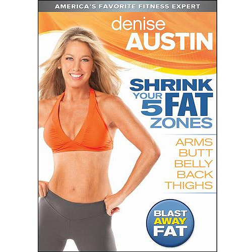 Denise Austin: Shrink Your 5 Fat Zones (Widescreen)