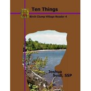 Ten Things: Birch Clump Village Reader 4 - eBook