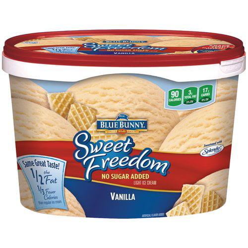 Sweet Freedom Blue Bunny Rfnsa Vanilla