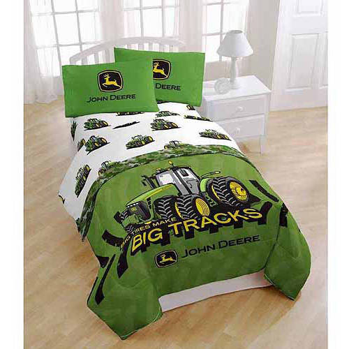 John Deere Sheet Set