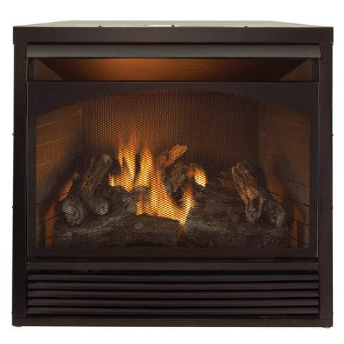 """ProCom 32"""" Zero Clearance Fireplace Insert With Remote ..."""