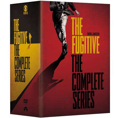 The Fugitive: The Complete Series (Full Frame)