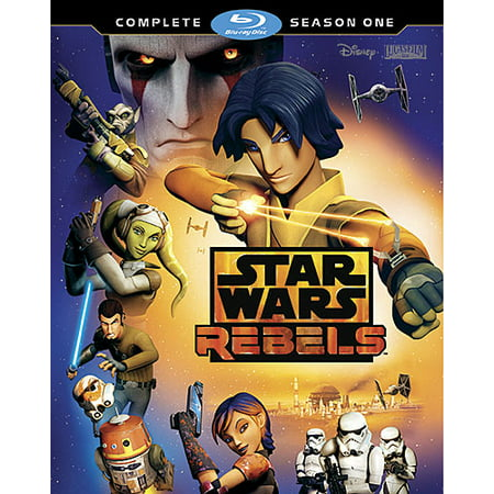 Star Wars Rebels: Complete Season One (Blu-ray) - Halloween Wars Season 1 Cast