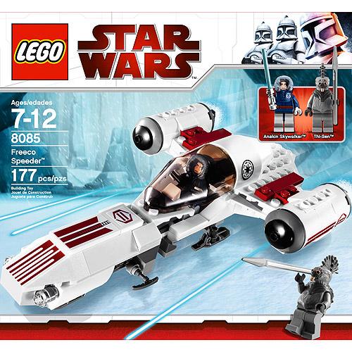 lego star wars - freeco speeder - walmart