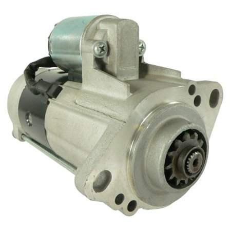 DB Electrical SMT0226 Ford Tractor Perkins Engine Starter For 1910 3 Cylinder Diesel Compact 97 98 / 2120 Series 4-139 Shibaura M8T70071 M2T63371