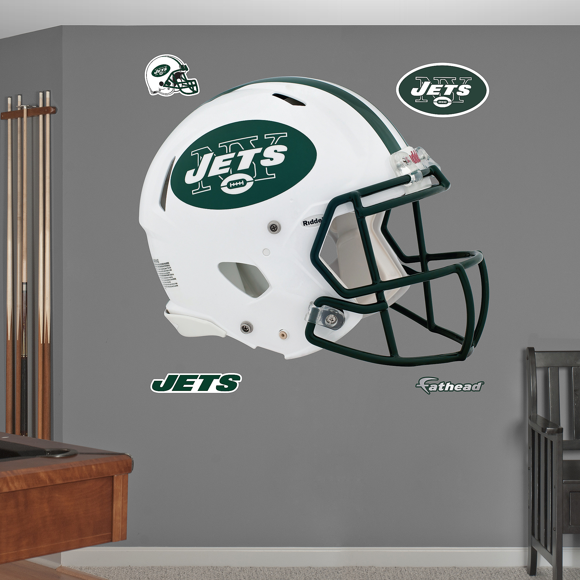 New York Jets 2012 Helmet