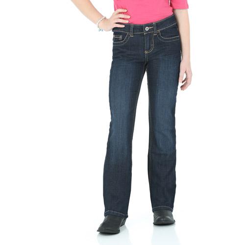 wrangler Girls' Bootcut Jean - Walmart.com
