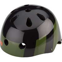 SixSixOne Dirt Lid Helmet: Army One Size
