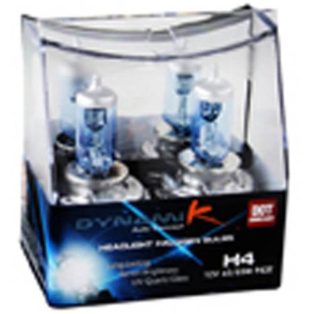 Dynamic H4 Halogen Bulbs