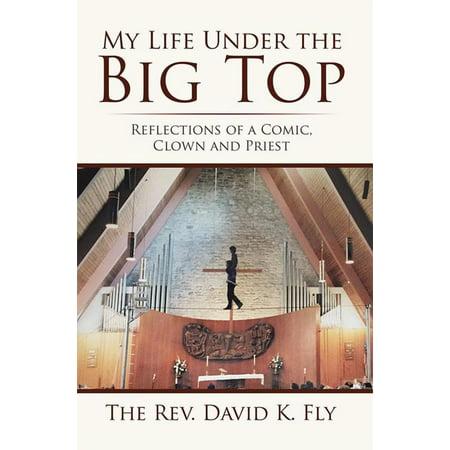 My Life Under the Big Top - eBook (My Big Toe Hurts Under The Nail)