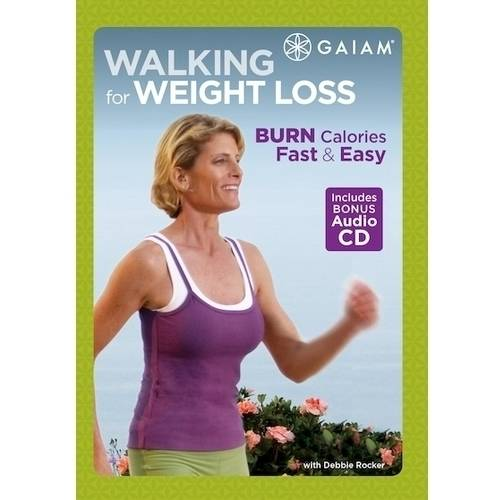 Walking for Weight Loss With Debbie Rocker (With CD)