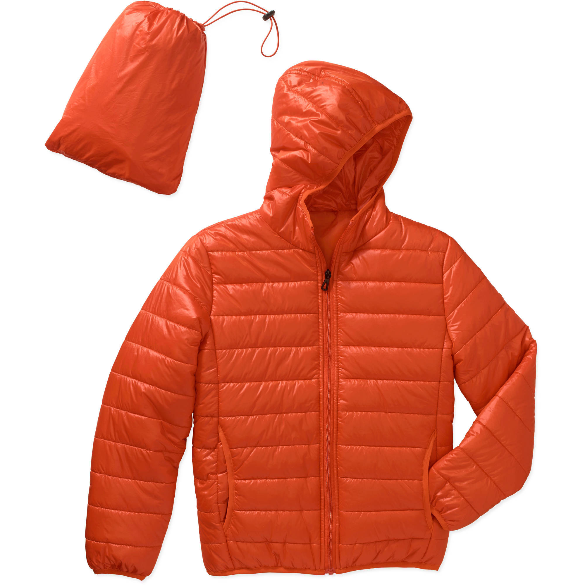 BOCINI Boys Lightweight Packable Puffer Jacket Included a Travel Pouch
