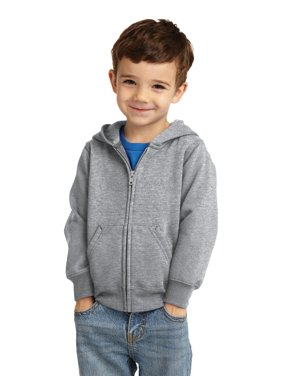 Precious Cargo Toddler Full-Zip Hooded Sweatshirt