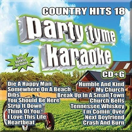 Halloween Is Coming Karaoke (PARTY TYME KARAOKE:COUNTRY HITS 18)