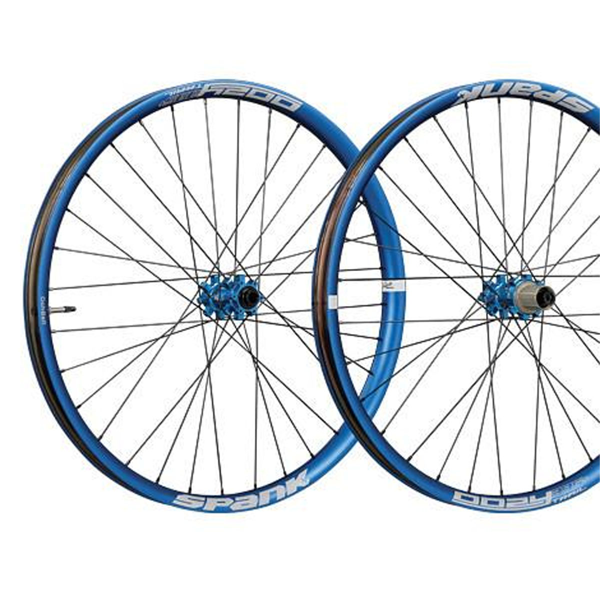Spank OOZY Trail 395+ Bicycle Wheelset - 27.5 inches - C08OT3921