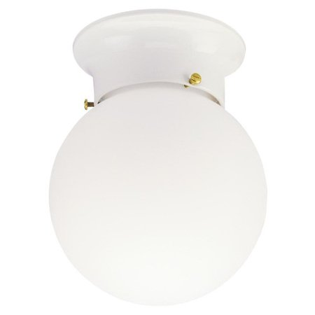 Westinghouse 6660700 1 Light Globe Ceiling (Ceiling Globe)