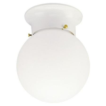 Westinghouse 6660700 1 Light Globe Ceiling Fixture