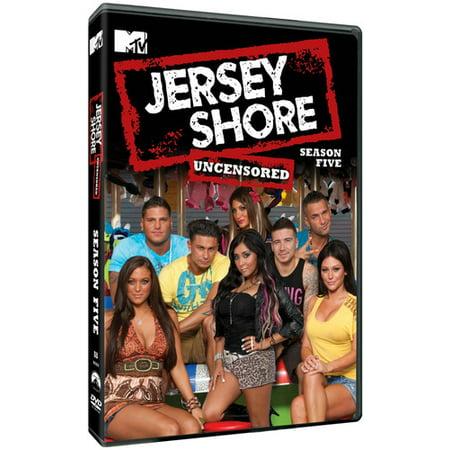 Jersey Shore: Season Five (DVD) - Jersey Shore Dress Up