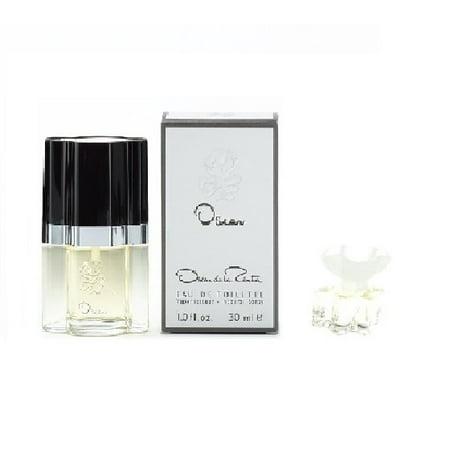Oscar De La Renta 1 0 Edt Spray   4 Ml Mini Parfum Womens Perfume Set Nib