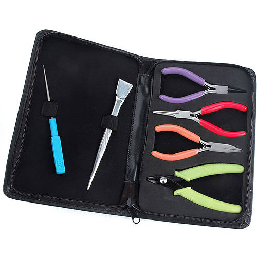 6-Piece Craft and Jewelry Tool Kit