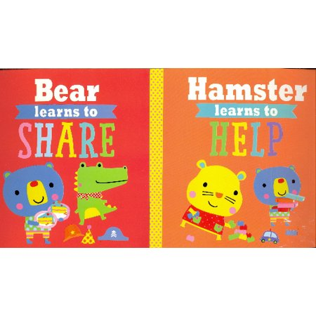 Hamster Learns to Help/Bear Learns to Share (Playdate Pals)](Playdate Ideas)