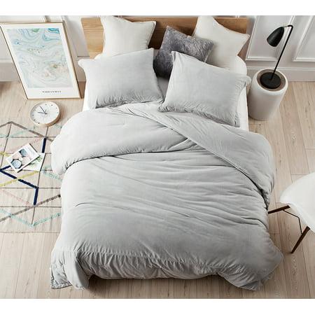 Coma Inducer Oversized Comforter - Baby Bird - Glacier Gray