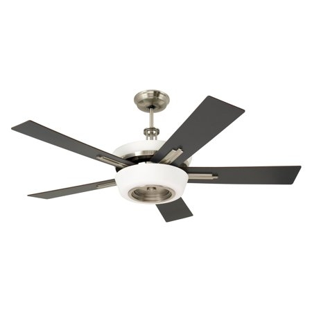 Emerson CF995 Laclede Eco 62 in. Indoor Ceiling Fan Emerson Steel Contemporary Ceiling Fan