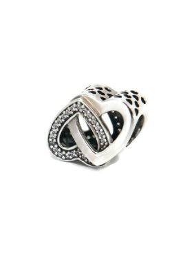 Authentic Entwined Love Charm 791880CZ