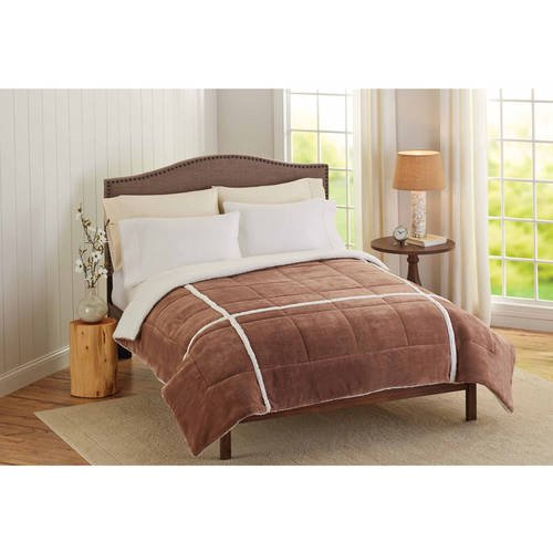 Better Homes Gardens Velvet Plush Comforter