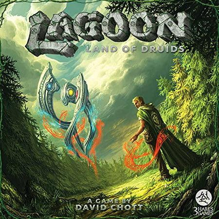 Lagoon  Land Of Druids Multi Colored