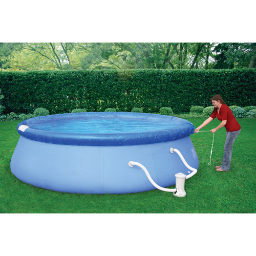 Summer Escapes 12' to 14' Pool Cover