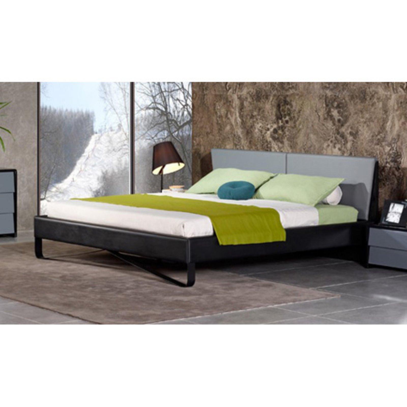 Nova Domus Upholstered Queen Platform Bed