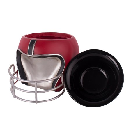 burton & BURTON Football Helmet Ceramic Party Dip 8.25
