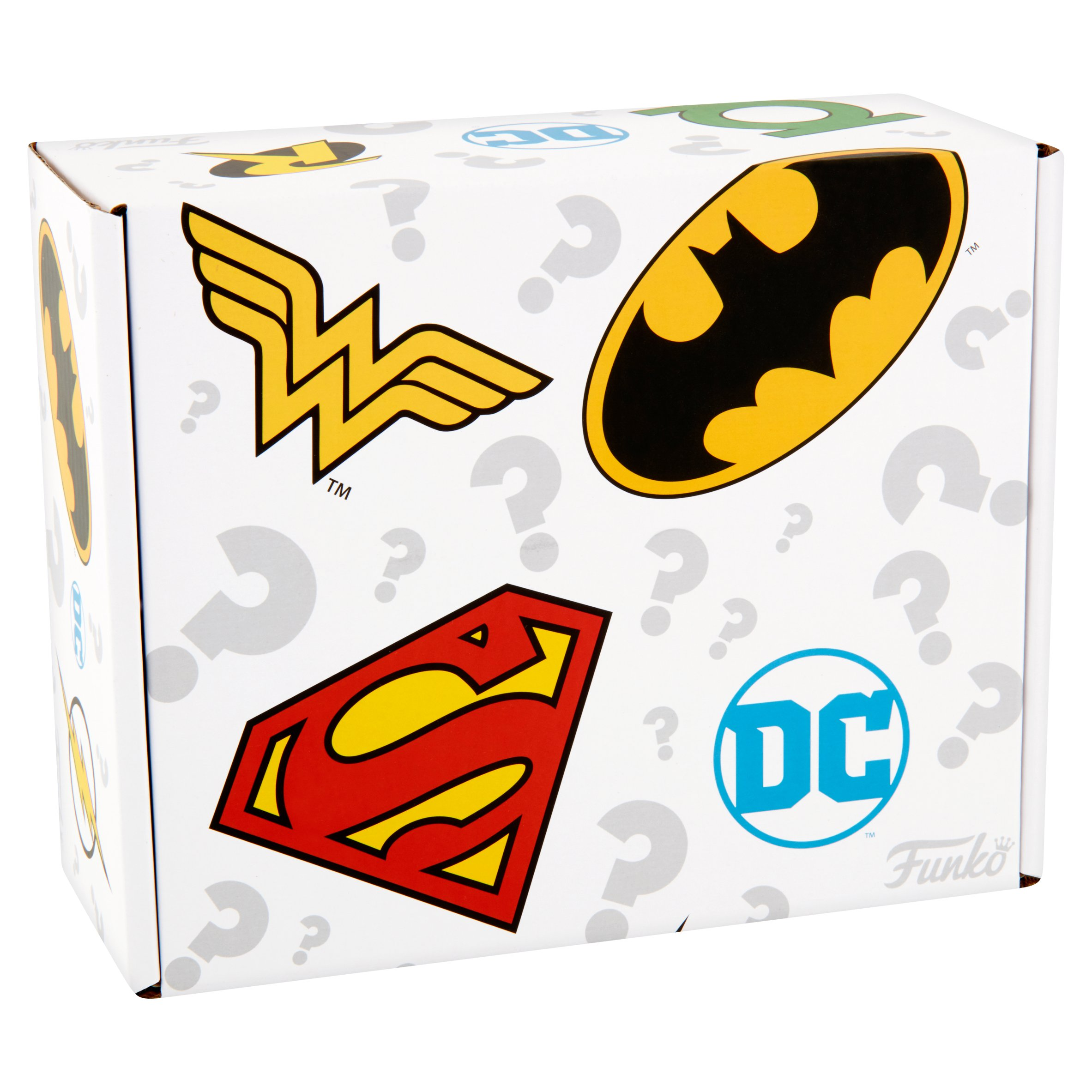 Funko DC Comics Mystery Box Walmart Exclusive