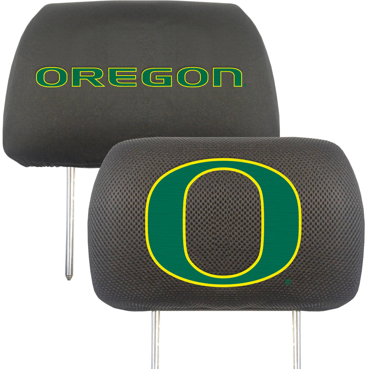 University of Oregon Headrest Covers