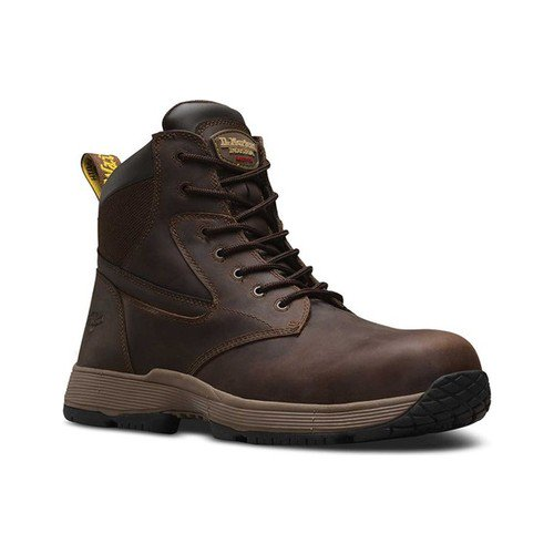 3af88a85691 Dr. Martens Work Corvid Non-Metallic SD Safety Toe 7 Eye Boot