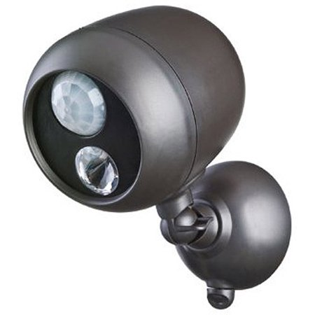 Mr. Beams MB360 Wireless LED Spotlight with Motion Sensor and Photocell