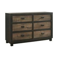 Picket House Furnishings Harrison 6-Drawer Dresser