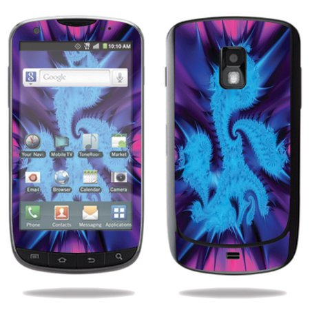Mightyskins Protective Vinyl Skin Decal Cover for Samsung Galaxy S Aviator Cell Phone R930 wrap sticker skins Fractal Abstract