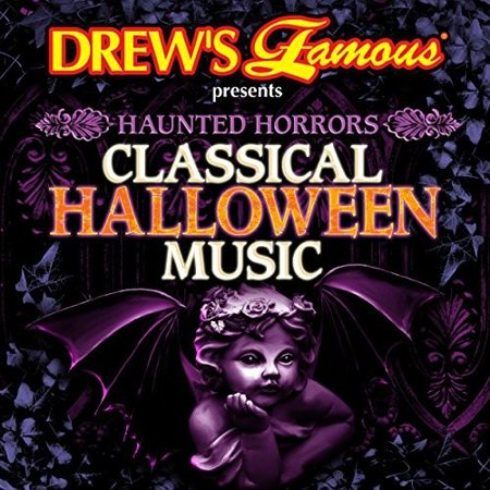 Haunted Horrors: Classical Halloween Music (Various Artists) - Halloween Music Collection Cd