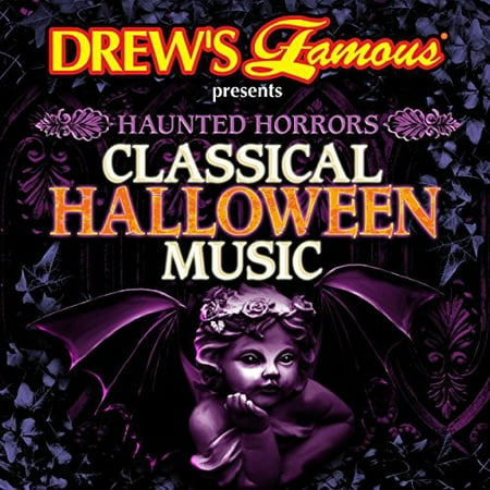 Haunted Horrors: Classical Halloween Music (Various Artists) - Halloween Celebration Music