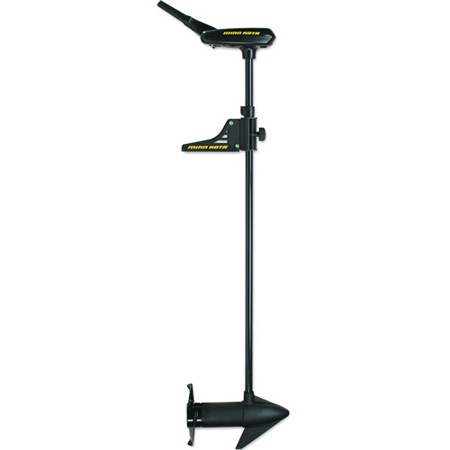 "Minn Kota Pontoon 70 Bow-Mount Hand Control Freshwater Trolling Motor, 52"" Shaft, 70 lbs Thrust, 24V by Johnson Outdoors"