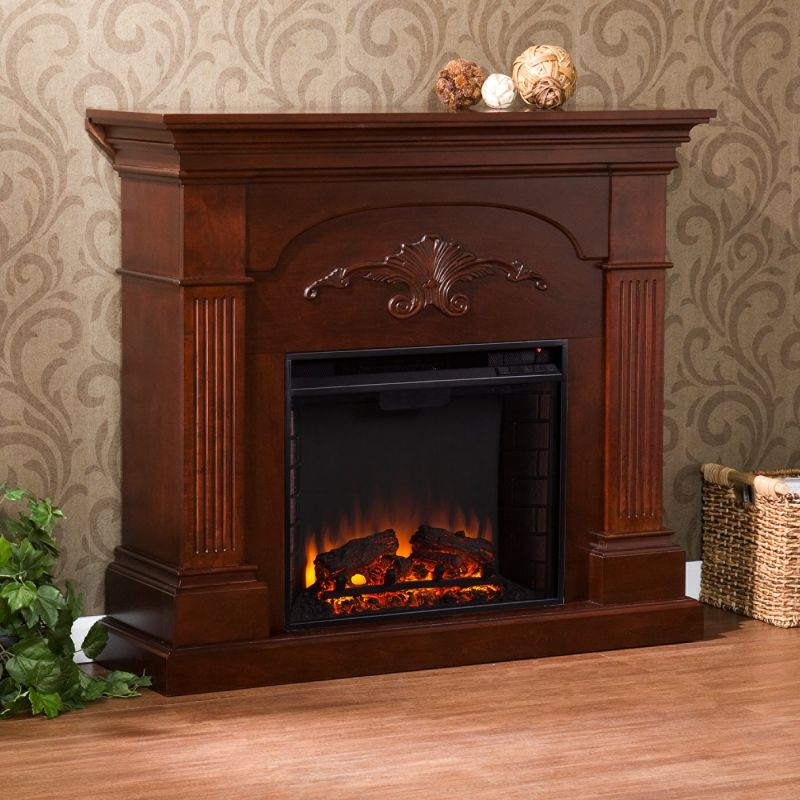 Boston Loft Furnishings ATG7729E Richmond Electric Fireplace