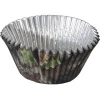 BB76840 Next Camo Foil Cupcake Cups, Includes 36 foil cupcake liners per package By Havercamp