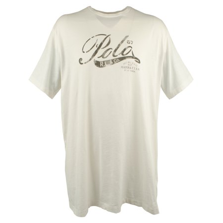 Polo Ralph Lauren Big Tall - Polo Ralph Lauren Men's Big and Tall R.L. & Co. 67 T-Shirt