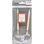 "Tulip Knina Knitting Needles, 24"", Size 11/8mm"