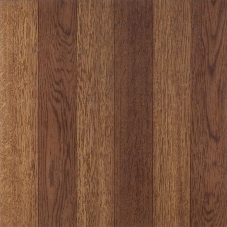 Achim Tivoli Medium Oak Plank-Look 12x12 Self Adhesive Vinyl Floor Tile - 45 Tiles/45 sq. Ft](Mirror Tiles 12x12)